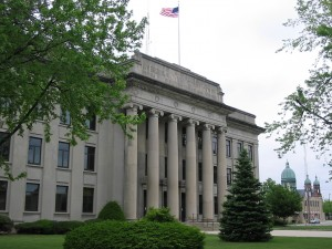 Mercer County Courthouse, Celina, Ohio