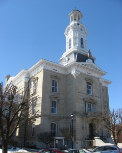 Darke County Courthouse, Greenville, Ohio