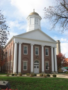 Highland County Courthouse, Hillsboro, Ohio