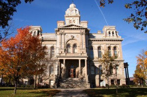Shelby County Courthouse, Sidney, Ohio