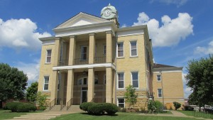 Adams County Courthouse, West Union, Ohio