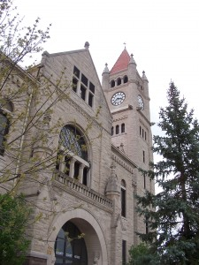 Greene County Courthouse, Xenia, Ohio