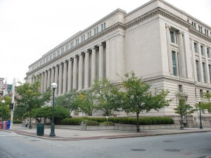 Hamilton County Courthouse, Cincinnati, Ohio